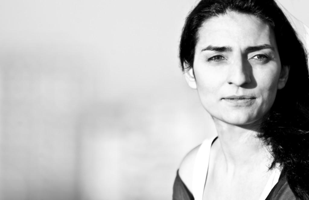 Emi Caínzos, actriz y coach.