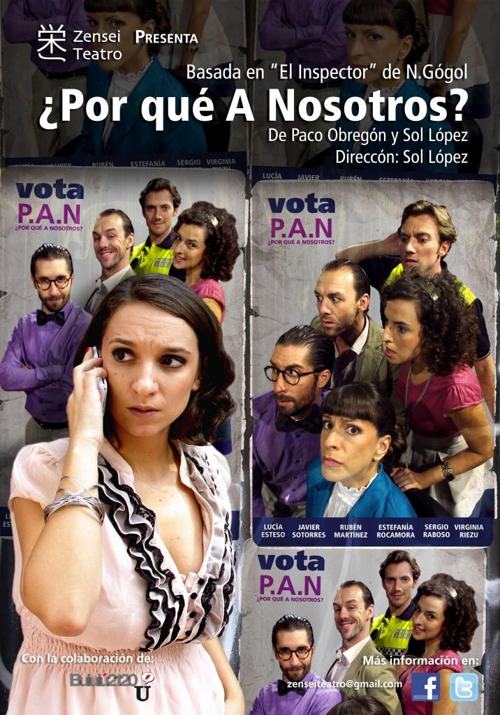 teatro en Madrid. Actriz. Comedia.